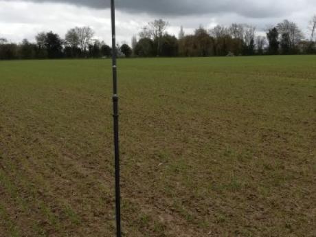 Etablissement de projets de drainages agricole en Normandie, en Mayenne