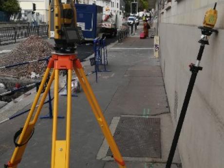 Nos compétences, notre savoir faire, le métier de géomètre topographe