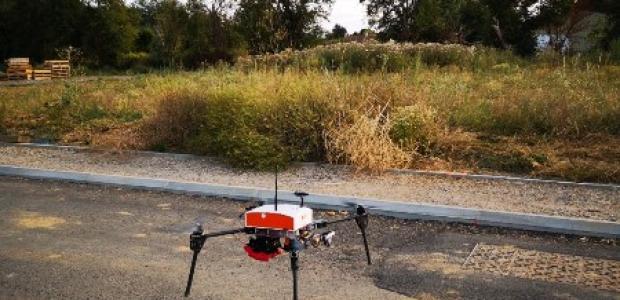 prestation photographique par drone à Anisy, proche de Caen