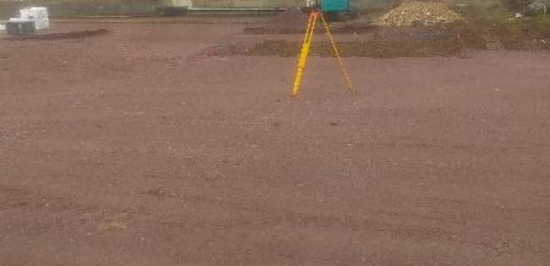 Implantation de batiment commercial à Bretteville sur Odon dans le Calvados